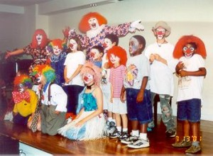 Clown Camp
